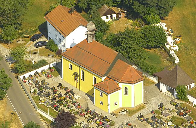 Kirche Pullenried 2015