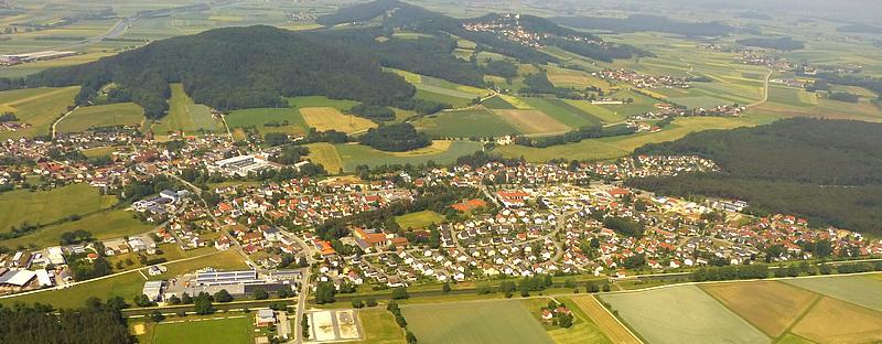 Mühlhausen In Der Oberpfalz
